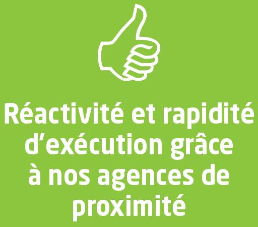 rapidite execution